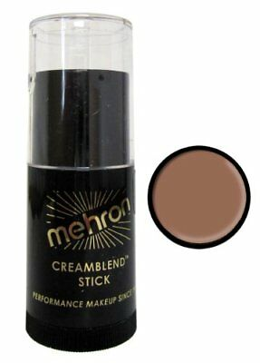 Mehron Makeup CreamBlend Stick, TRUE TAN - .75oz