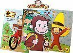 Curious George Coloring Book (3 Pack)