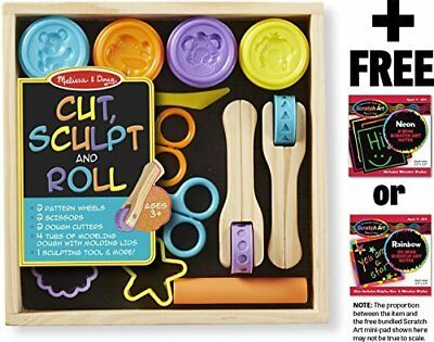 Cut, Sculpt & Stamp Clay Play Set Classroom: Deluxe Woo