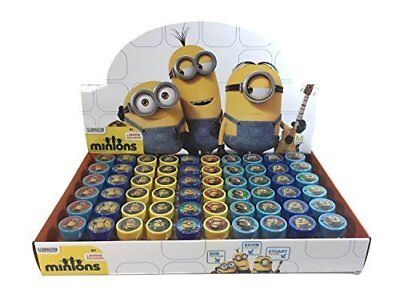 Despicable Me Minion Self-inking Stamps Birthday Party