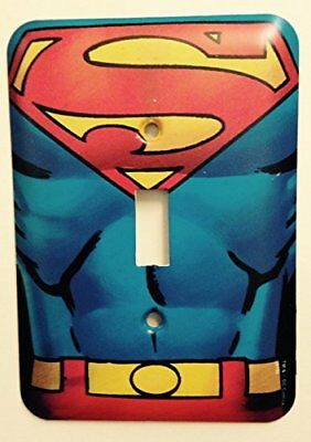 DC Comics Superman Muscle Wall Light Switch Cover