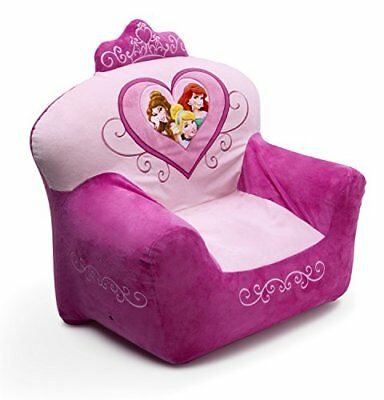 Delta Children Club Chair, Disney Princess