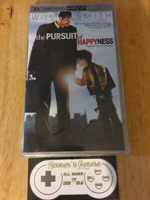 The Pursuit of Happyness (PlayStation Psp UMD, 2007) Brand New