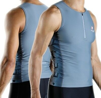 Rocket Science Real Joe Tri Top for Health, Fitness & Sports Performance