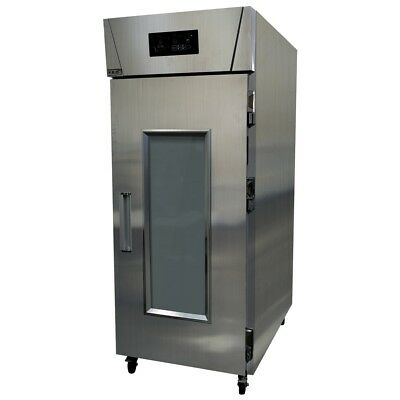 F.E.D Stainless Steel Single Door 36 pans retarder proover - RP-36