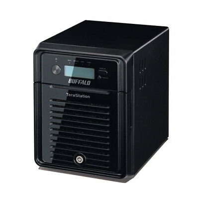 Buffalo TeraStation 3400 4TB, MV78230, DDR3, SATA, Serial ATA II, Serial ATA...