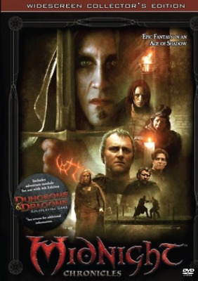 Miscellaneous-Midnight Chronicles  (Us Import)  Dvd New
