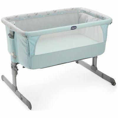 Chicco Next 2 Me Sky Crib From the Official Argos Shop on ebay V100408