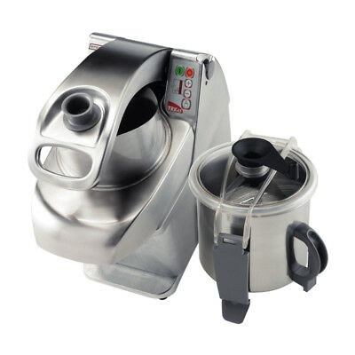 F.E.D TRK55 Combined cutter and vegetable slicer - 5.5 LT - VARIABLE SPEED