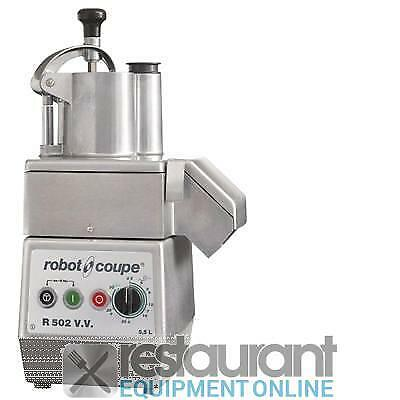 Robot Coupe Food Processor R502VV