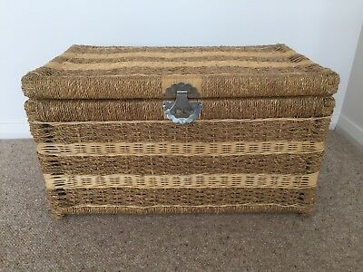 Cane Style Chest / Trunk (2 Available)