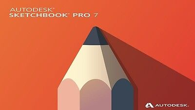 SketchBook Pro 7 for Win 32 and Win 64