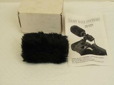 Lightwave EQ-XL1 Equalizer Windscreen for XL-2 and XL-1 Camcorders, Etc
