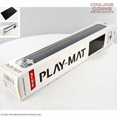 Ultimate Guard Play May Play-Mat 61cm x 35cm Monochrome - BLACK