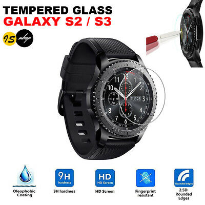 Tempered Glass Screen Protector for Samsung Watch Gear S2 / S3 Frontier Classic
