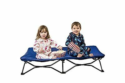 Regalo My Cot Portable Toddler Bed Includes Fitted Sheet and Travel Case Roya...