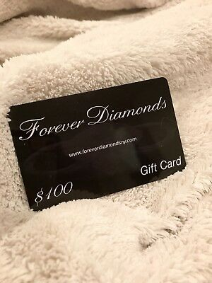 DISCOUNTED GIFT CARD ($100 value)- Forever Diamonds New York