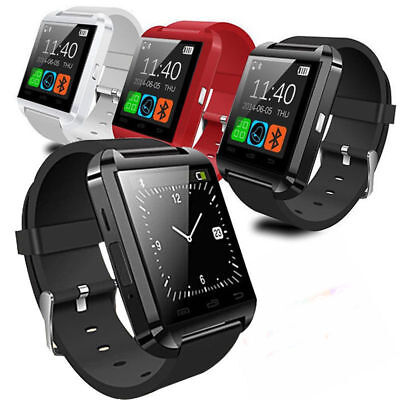 2016 U8-1Bluetooth Smart Watch Phone Mate For iphone Android Sony HTC Huawei