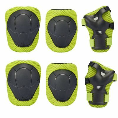 Knee Pad , GIM Kids Protective Gear Set Knee Elbow Pads Wrist Support for Child