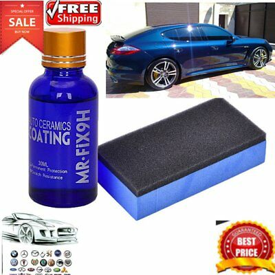 Anti-scratch Liquid Car Ceramic Coat Car Polish Super Hydrophobic Glass Coating