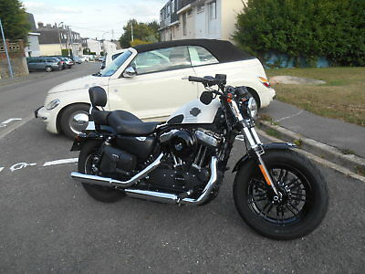 Harley Davidson Sportster Forty Eight 48