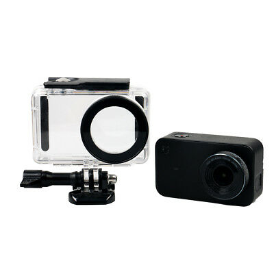 45m Waterproof Diving Case Housing Cover Shell Holder For Xiaomi Mijia 4K Camera
