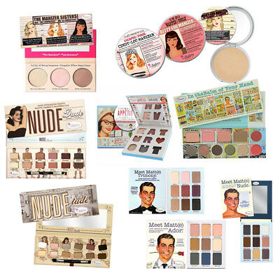 Nude tude Dude Meet Matt(e) Trimony Cindy Manizer Appetit  Eyeshadow Highlighter