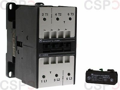 Rational 40.03.694S Contractor B&j K3-62B00 Eur 190 T