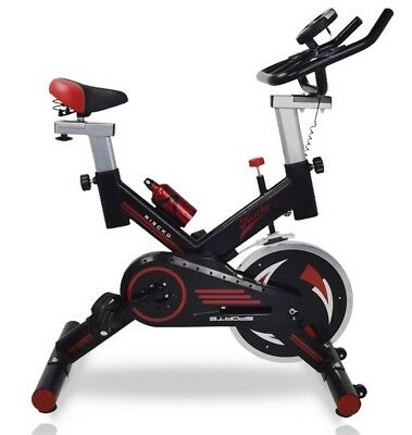 Bicicleta spinning volante inercia 24kg -  Riscko