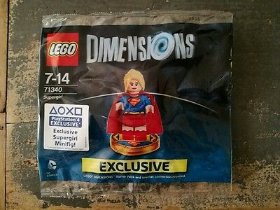 Polybag Lego Dimensions Supergirl 71340