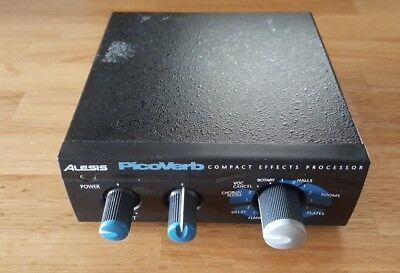 Alesis Picoverb Compact Effects Processor
