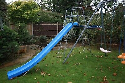 TP Swing, slide and climbing frame