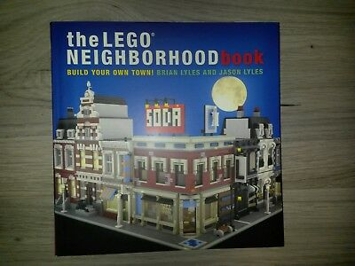 THE LEGO NEIGHBORHOOD BOOK Build Your Own Town! LIBRO INGLESE 2014
