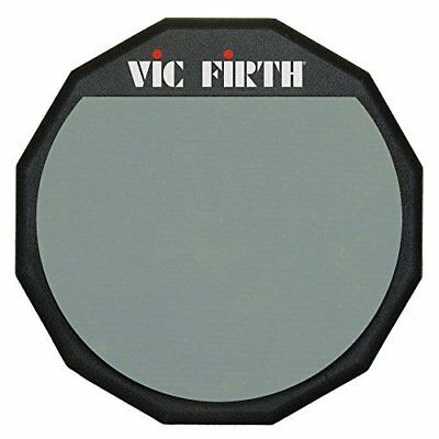 Vic Firth VFPAD12 12-Inch Single Sided Practice Pad
