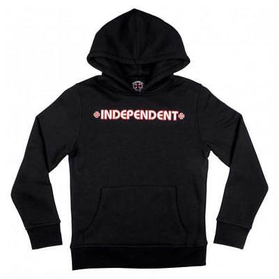 Felpa Independent Youth Hoody Bar Cross - Ragazzo