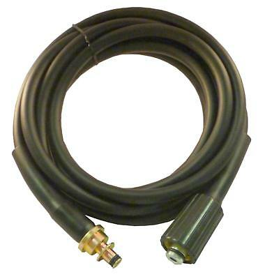 5mtr Hose for KARCHER K Series Pressure Washers with BLACK C CLIP TRIGGER 5R TR