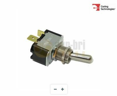 12-24v Single Pole momentary (On)-Off toggle switch