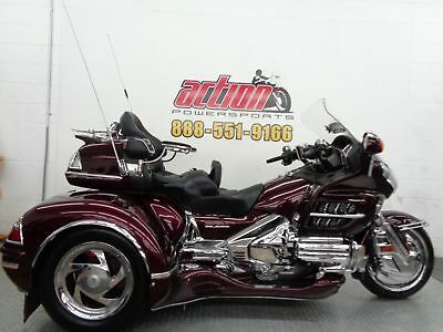 Honda Goldwing Trike  2008 Honda Goldwing Trike Gold Wing GL 18 Touring financing shipping