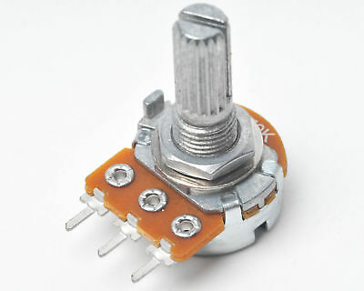 Alpha Potentiometer Linear Track B470K (B500K) 16mm Variable Resistor
