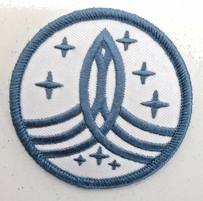 "ORVILLE TV Series Planetary Union 2.5"" Embroidered Patch-Mailed from USA OVPA-01"