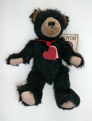 Boyds Heirloom Series Bear - Edgar B. Bear Complete And With Tag