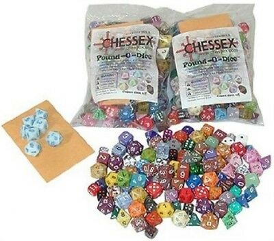 Chessex Pound O' Dice One Pound Of Die
