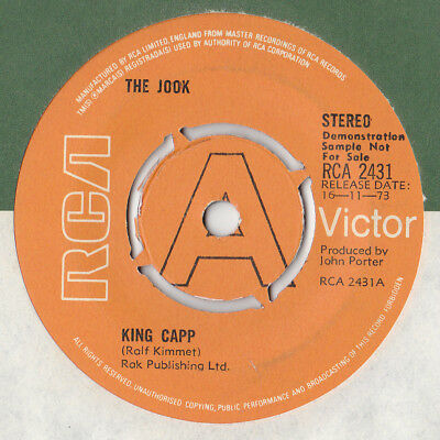 The Jook * 'king Kapp' * Demo! * Rca * Ex