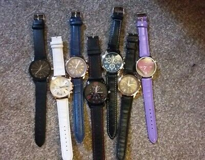 joblot of watches. brand new. for resale x7