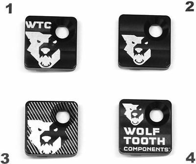 Wolf Tooth Front Derailleur Mount Cover Mountain Bike