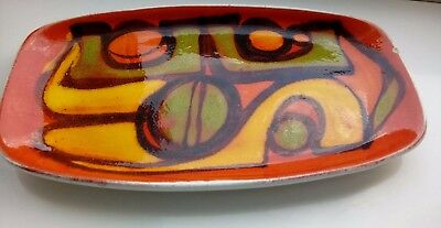 Pool Pottery Gift Ware Plate
