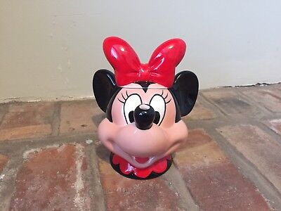 Minnie Mouse Novelty Teapot - Boxed