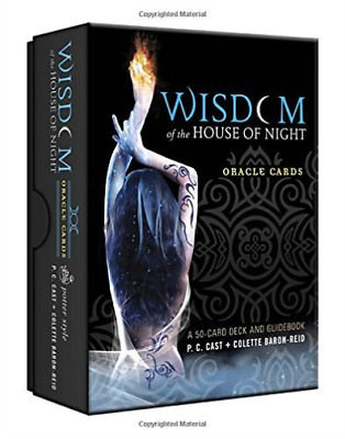 `Cast, P. C./ Baron-Reid, C...-Wisdom Of The House Of Night (US IMPORT)  ACC NEW