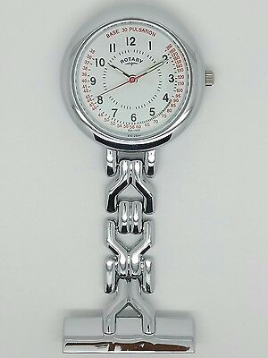 nurse doctor fob watch by Rotary R1