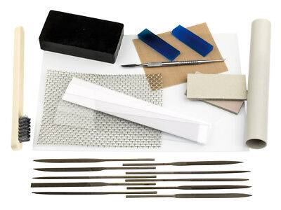 Jeweller's Complete 23 Pc. Precious Metal Clay Tool Kit for PMC and Art Clay